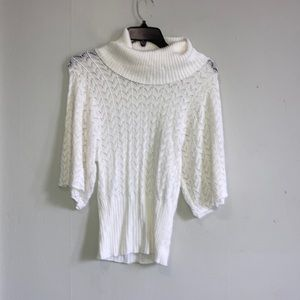 Say what? Knitted Top M